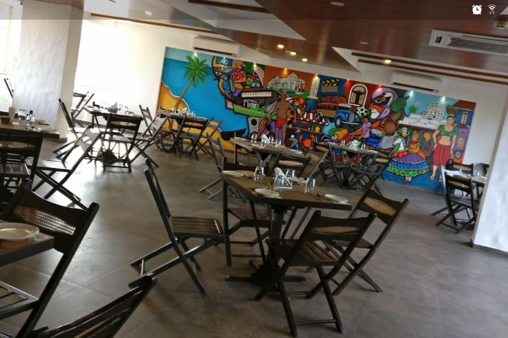 Soi Restaurant within Complex