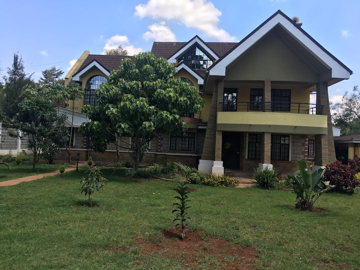 Ikonia Retreat Villa (Kisumu Room)