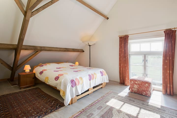 Lovely accommodation at former farm - Snelrewaard - Dom