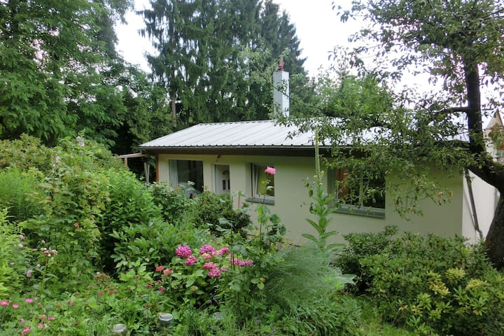 Cushy Holiday Home in Wernigerode with Private Terrace