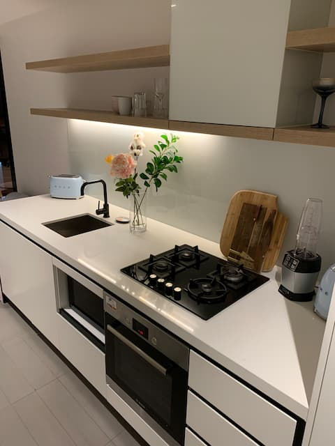 Docklands Real Photos 1BR Apartment/Free Tram