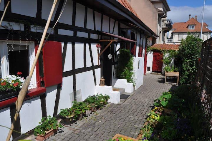 Triplex dans une ancienne ferme alsacienne rénovée