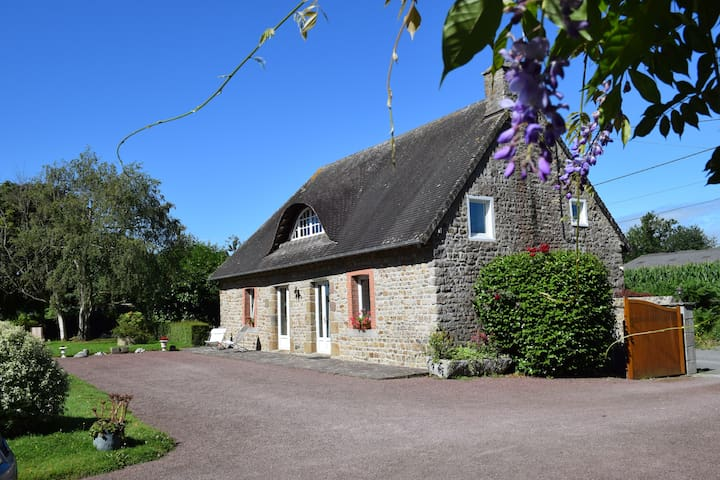 Francine's house : a charming cottage in Normandy - Beslon - 一軒家