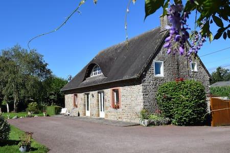 la maison de Francine - Beslon - Hus