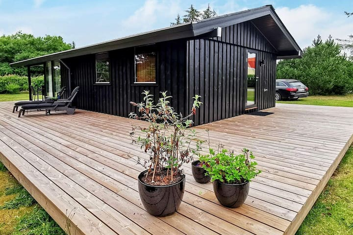 5 person holiday home in Hals