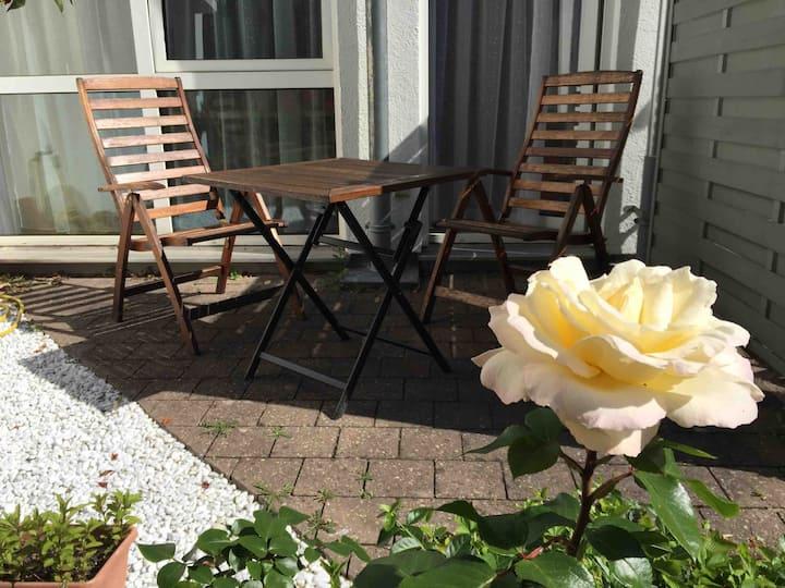Maxfeld Hideaway - with floor heating and garden