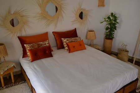 Riad Lalla Manoush  chambre CHACHA