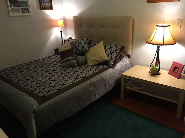 Cozy Room 1 mile from the Beach - Deerfield Beach - Andre