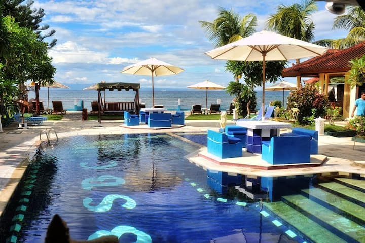 Bali Seascape Beach Club - 8D7N for $299 only