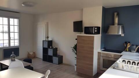 Appartement 45 m², centre de la Baule, proche mer
