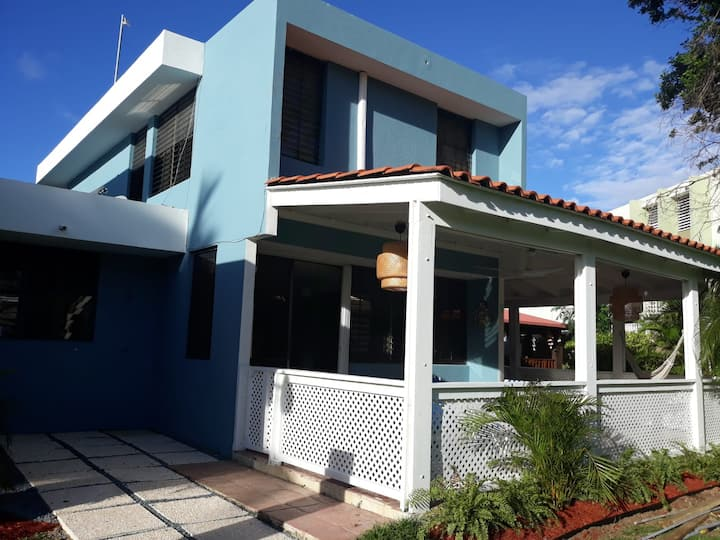 Casa Azul at Solimar in Luquillo Beach
