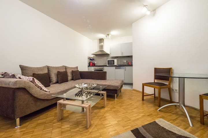 Beautifully Furnished Flat In The Center