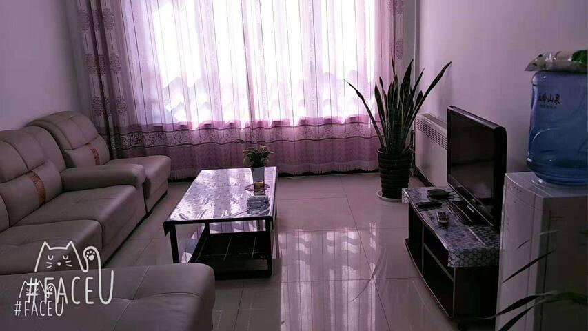 滦州古城民宿温馨家园两居室