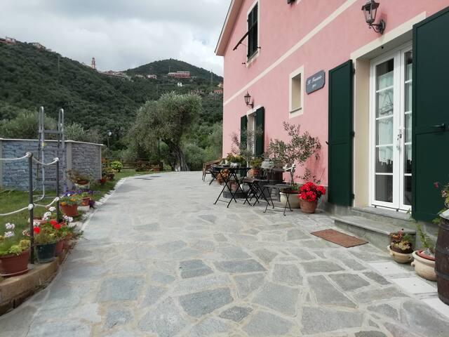 Il Frantoio - Graziosa e romantica Suite