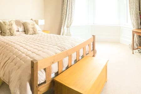 Lovely seafront Arran rental - Whiting Bay