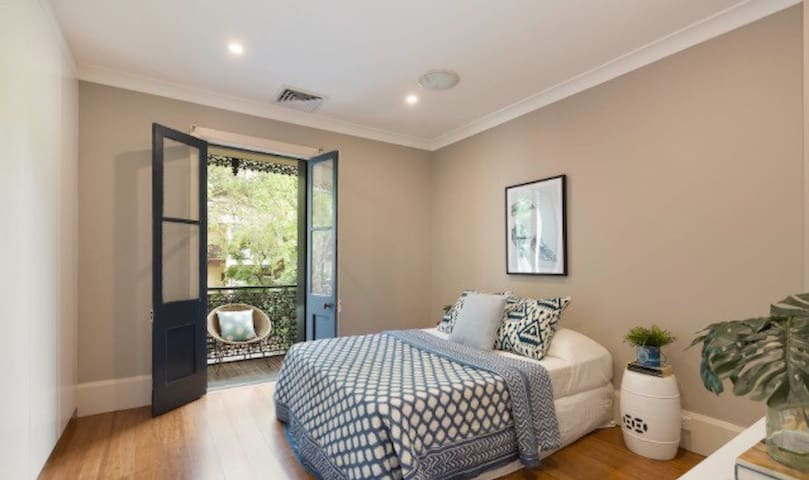 PRIVATE GUEST ROOM IN THE HEART OF PADDINGTON
