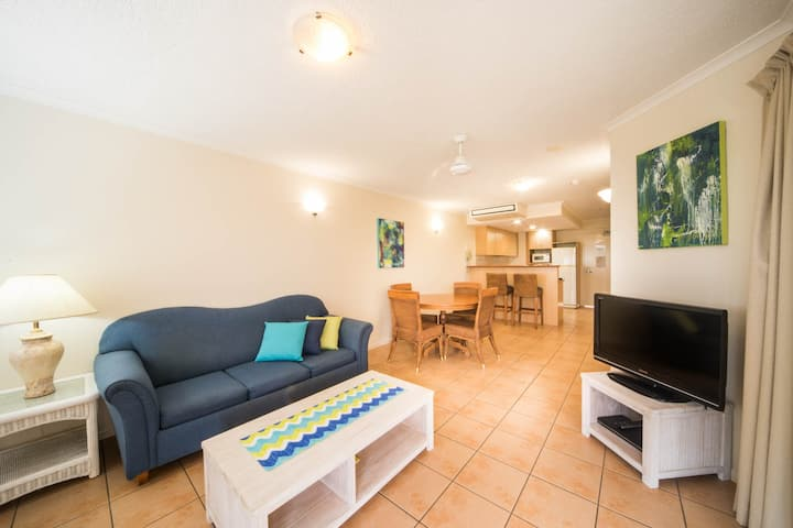 One Bedroom Deluxe · Whitsundays Beach Cove One Bedroom Apartment
