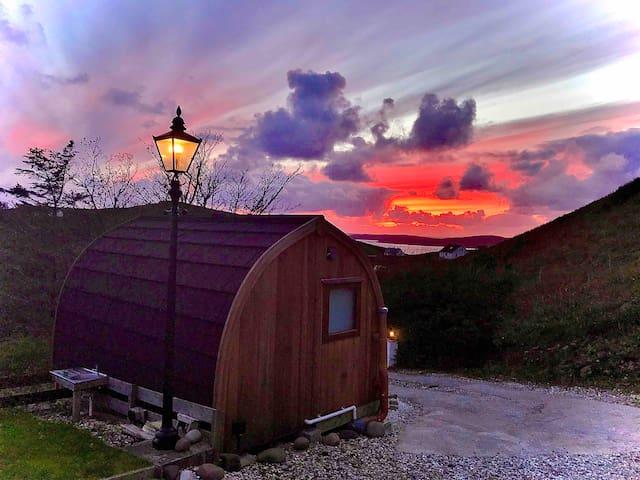 Suilven Elgol Isle of Skye Pod