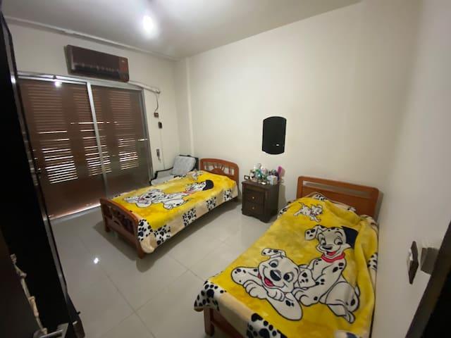 Shared dorm Apartment