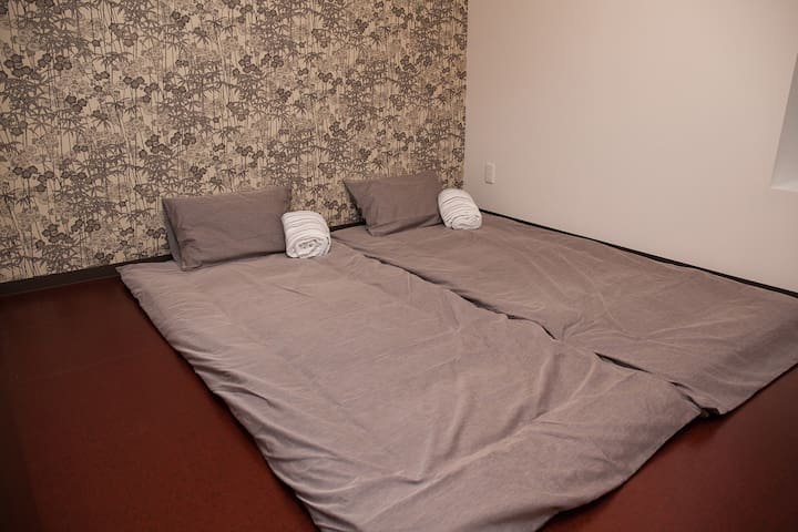 No4 Just renovated!Simple stay 5 mins to Shinjuku