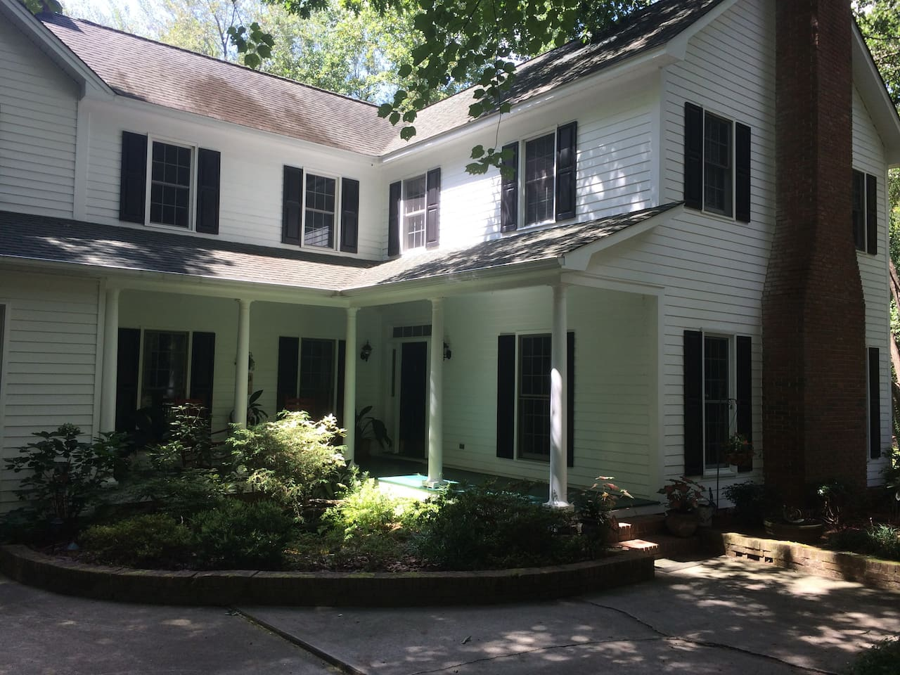 Spacious Home on 2 Wooded Acres