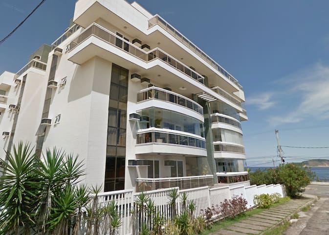 Your home oceanfront at Niteroi RJ - with wi-fi
