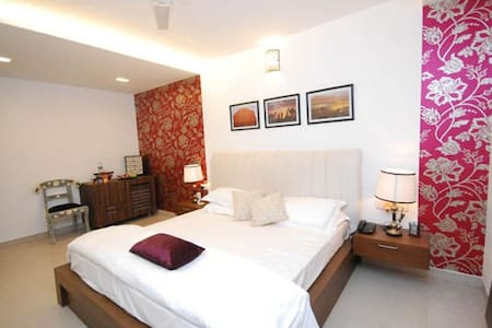 Premium Stay @ Divyashree IT park - Rai Durg - Wohnung