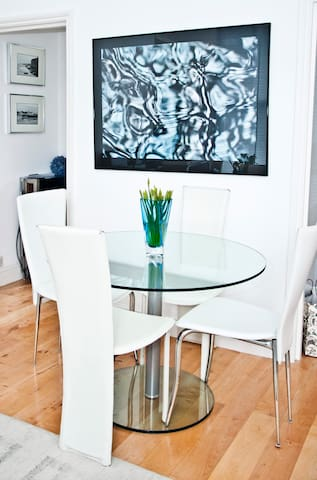 Chic Flat in Kentish Town, 5min to Hampstead Heath