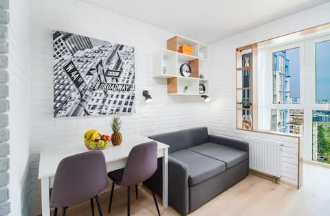 Deluxe Apartment with awesome interior Design