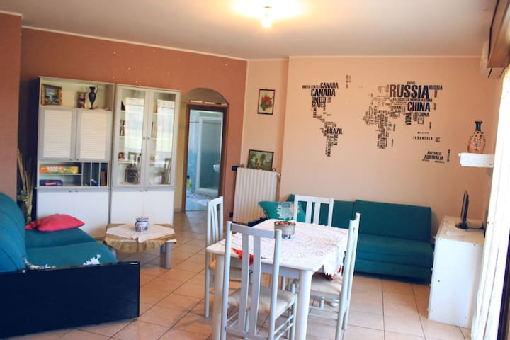 Cozy apartment a few steps from Sassuolo.. - Veggia-Villalunga - Apartamento