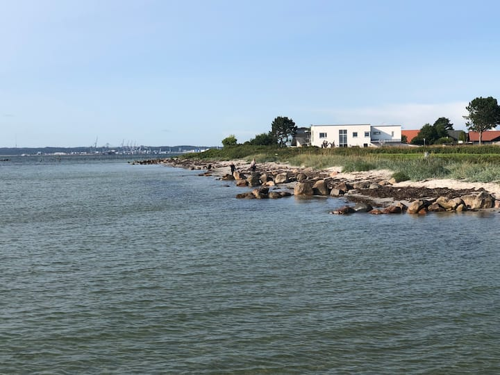 Beachhouse close to Aarhus city