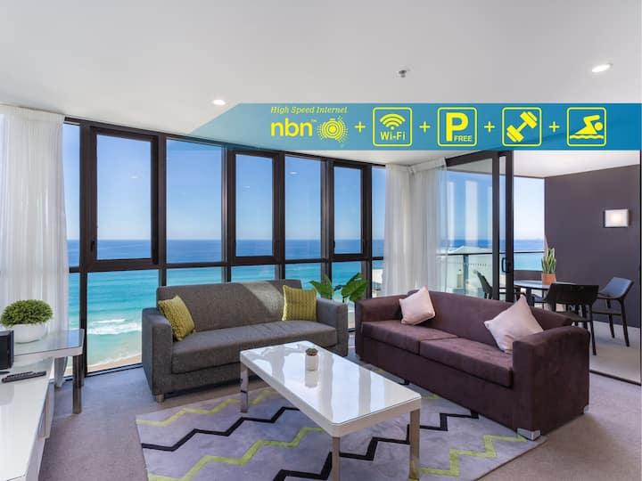 180 Degree Ocean View Modern Apartment GCRDQ6P6