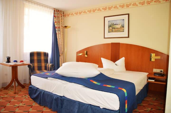 BEST WESTERN Hotel Erfurt-Apfelstädt (Apfelstädt) - LOH05463 Neu, Einzelzimmer mit Du/WC