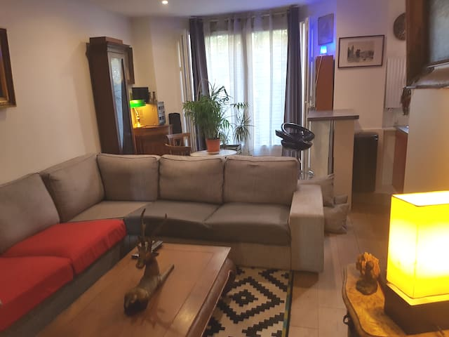 VERY NICE APARTMENT 45M2 MODERN AND QUIET