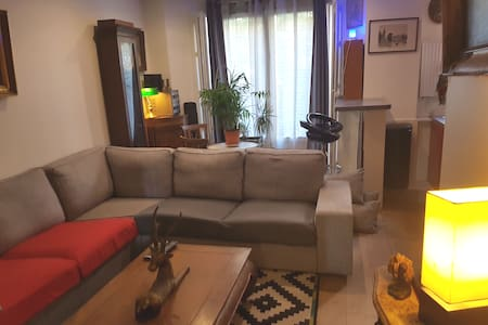 Nice apartment 45m2 modern and quiet