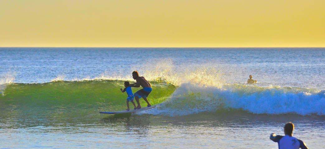 Beachfront! Surf, Eat, Sleep! Tamarindo Cabinas #3 - Tamarindo - Other