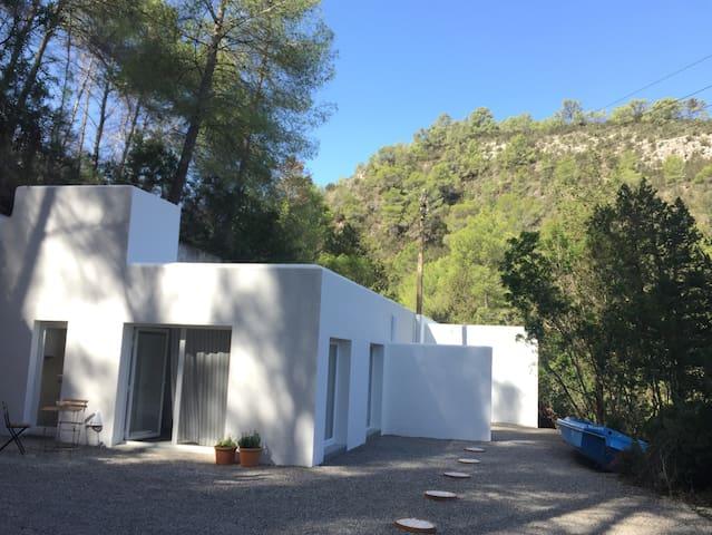 Precioso Apartamento en tranquila Casita de Campo. - San Miguel de Balansat - Dům
