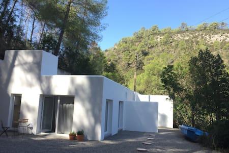 Precioso Apartamento en tranquila Casita de Campo. - San Miguel de Balansat - Ház