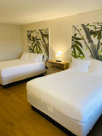 Comfortable Queen Size Beds