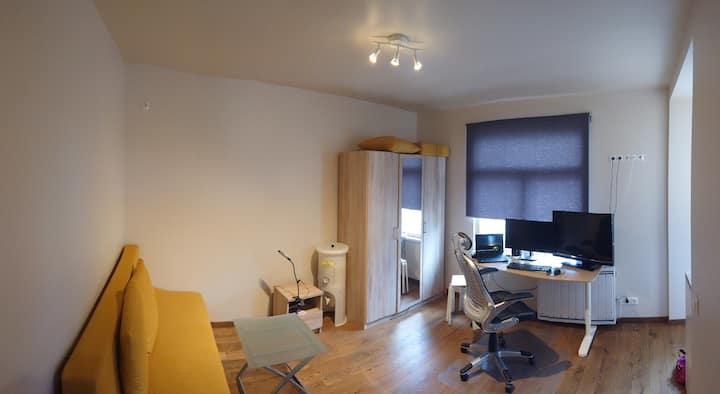 Modern studio apartment near the centre of Tallinn
