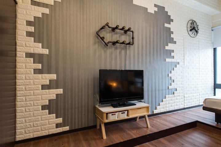 電視牆~TV