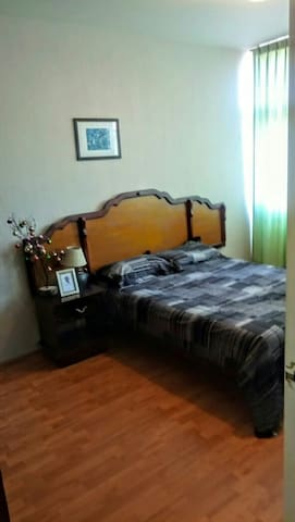 2 private rooms in a great location - 墨西哥城(Ciudad de México) - 公寓