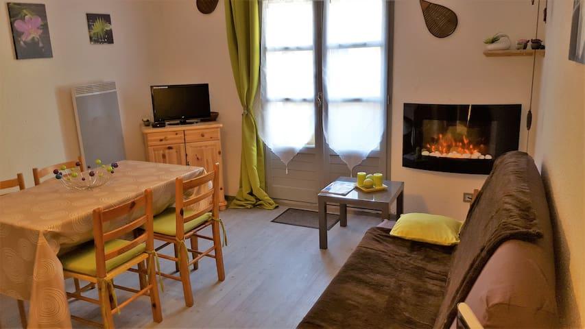 Appartement à Ste Marie de Campan