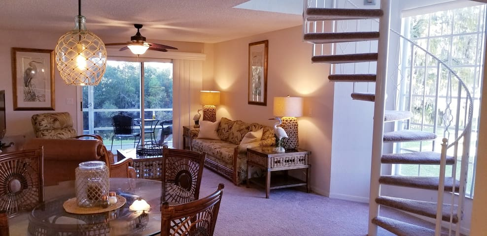 Serenity Cove-WATERFRONT! Chain of lakes access