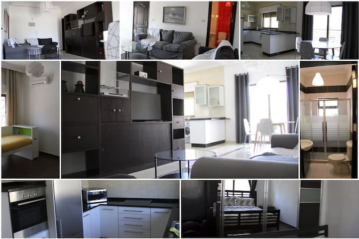 Cozy apartment in a secure compound - Amman - Apartamento