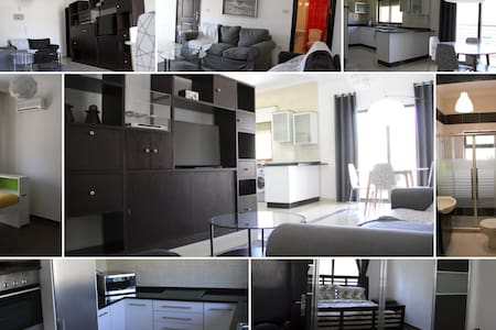 Cozy apartment in a secure compound - 安曼 - 公寓