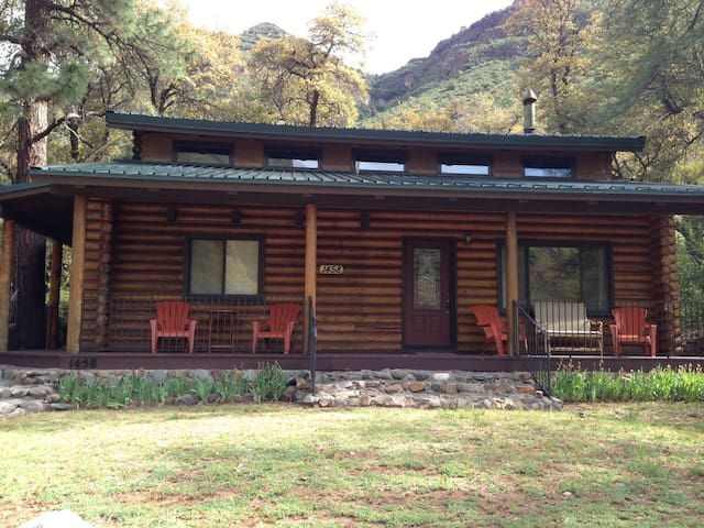 Top 20 sedona cottages to rent and holiday cottage rentals for Cabin in sedona az