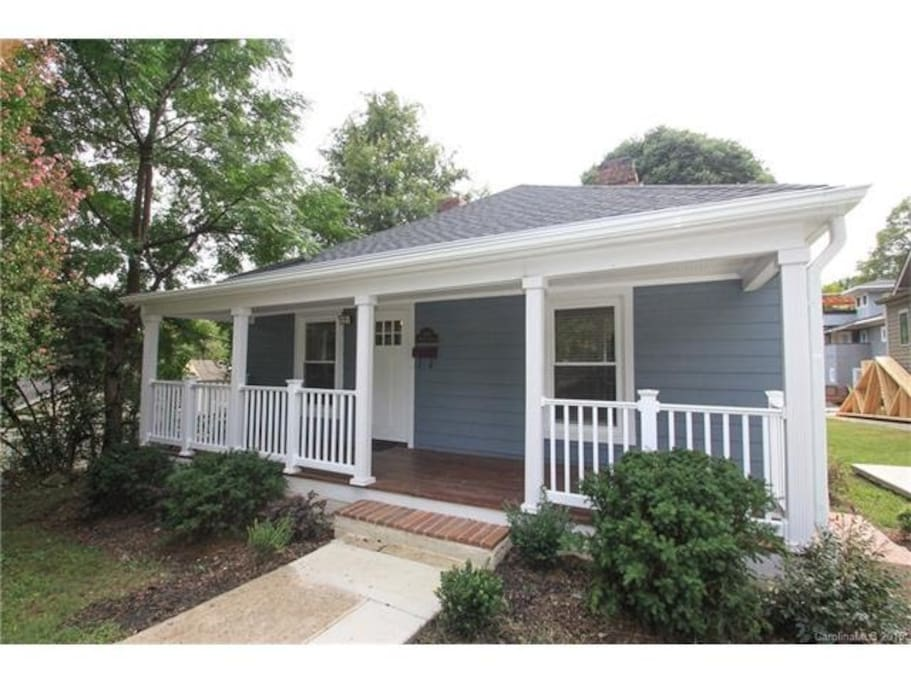 Classic bungalow with nice front porch