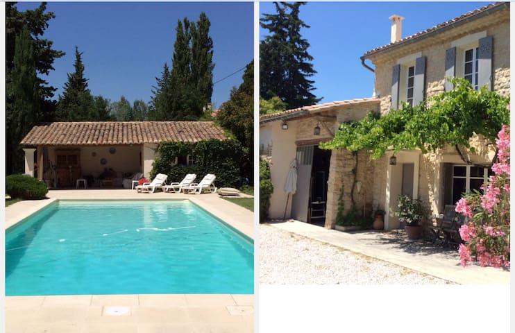 Mâs provençal - Carpentras - Casa
