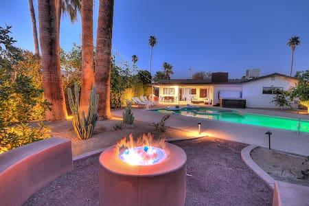 Luxury Pool+Jacuzzi Desert Retreat - Palm Desert